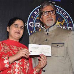 sunmeet kaur kbc 5 crore winner